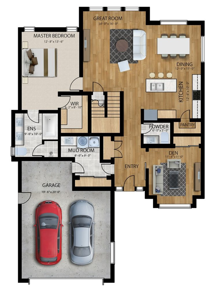 Web Lot 12 Floorplan