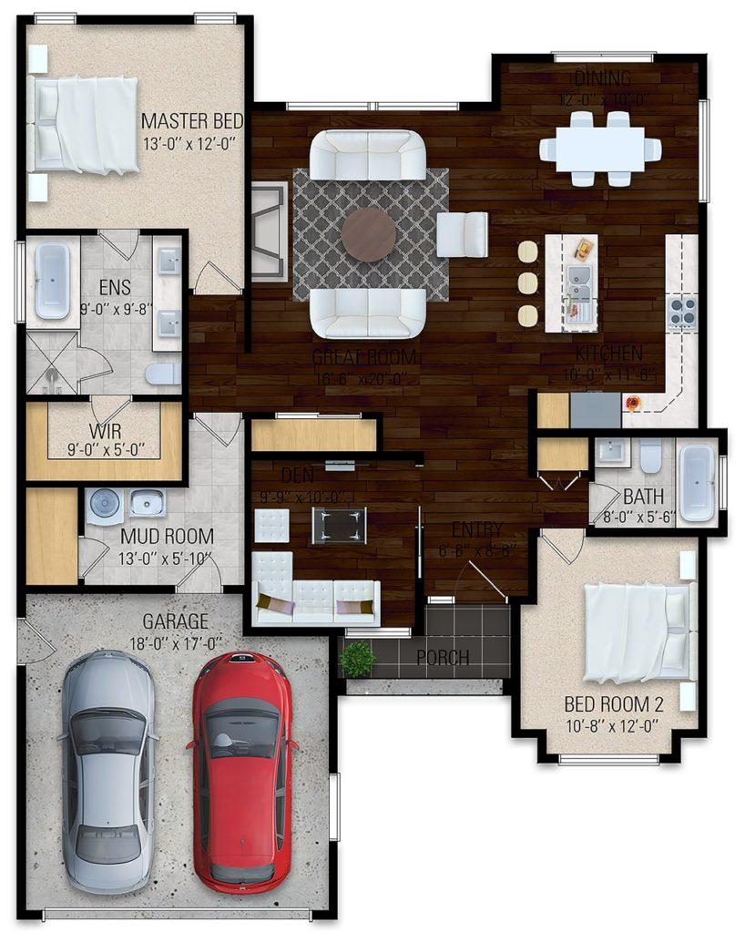 Web Lot 4 Floor Plan